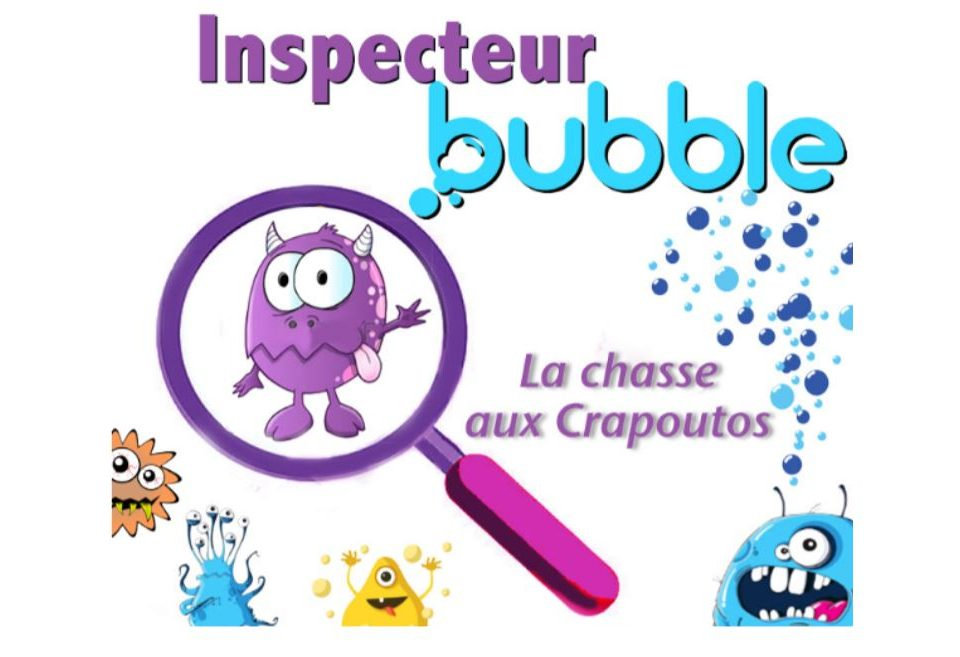 inspecteur bubble