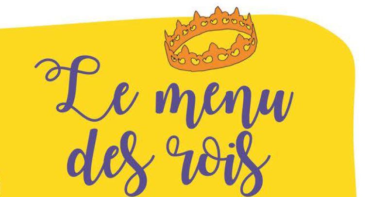 menu des rois