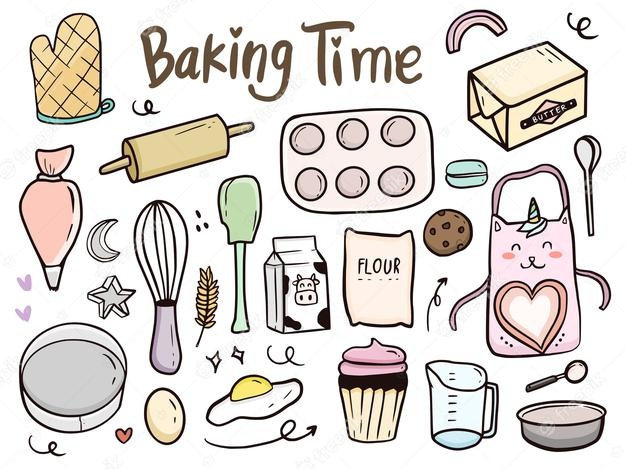 baking at school time